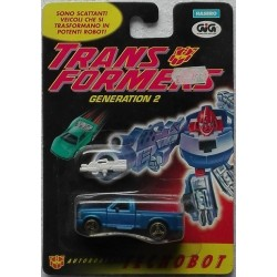 Transformers G2 Autorobot Tecnobot Bufalo 1994