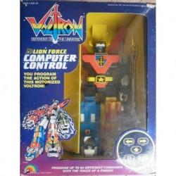 Voltron Robot Lion Force Computer Control 1984