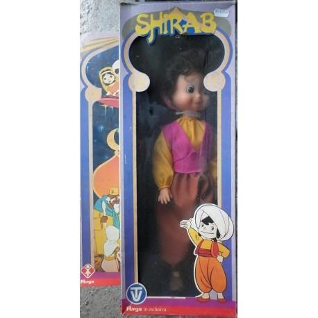 Furga bambola Shirab cartone animato TV 1981