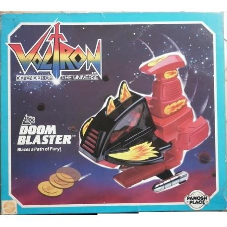 Voltron veicolo Doom Blaster 1984