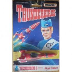 Thunderbirds veicolo Thunderbird 3 astronauta Alan Tracy 1992