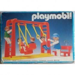 Playmobil parco giochi 3552 altalena 1985