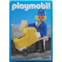 Playmobil 3309 Postino 1990