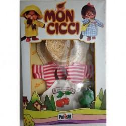Polistil Moncicci Monchhichi vestito giardiniere