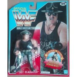 WWF personaggio Wrestling Sgt. Slaughter 1992