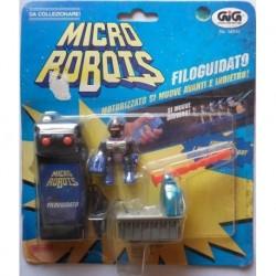 Micro Robots filoguidato personaggio Cyberider 1993