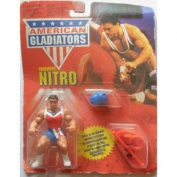American Gladiators personaggio Nitro 1991