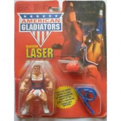 American Gladiators personaggio Laser 1991