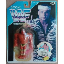 WWF personaggio Wrestling Superfly Jimmy Snuka 1991