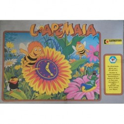 Clementoni gioco scatola Ape Maia 1980