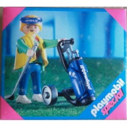 Playmobil 4606 giocatore di golf 2002