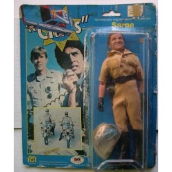 Mego personaggio Sarge serie I Chips 20 cm