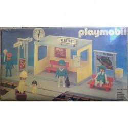Playmobil 4370 stazione treno