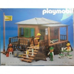 Playmobil 3433 safari Stazione Ngorongoro