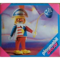 Playmobil 4601 pagliaccio buon compleanno 2002
