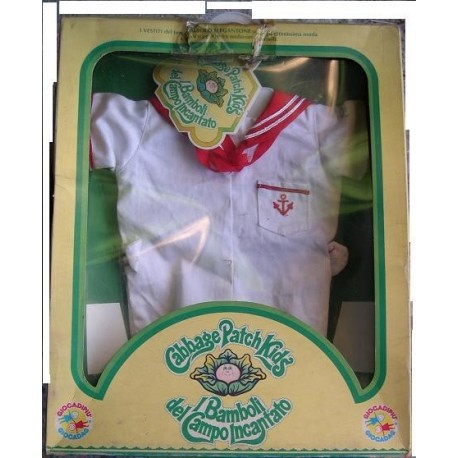Vestito per bambola Cabbage i Bamboli del Campo Incantato
