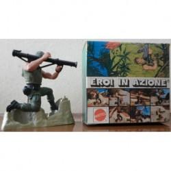 Eroi in azione Uomo Bazooka 1974