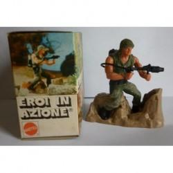 Eroi in Azione fante di fuoco 1974