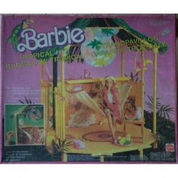 Barbie capanna tropicale 1987