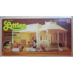 The Littles casa veranda 1981