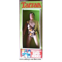 Mego personaggio Tarzan 8' 20 cm