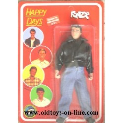 Personaggio Fonzie della serie Happy Days 20 cm