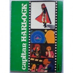 Eri Junior libro Capitan Harlock fumetti 1979