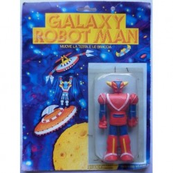 Eurostil Galaxy Robot Man made in Italy