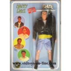 """Personaggio Fonzie della serie Happy Days 20 cm """"sci acquatico"""""""