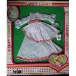Vestito bianco per bambola Candy Candy