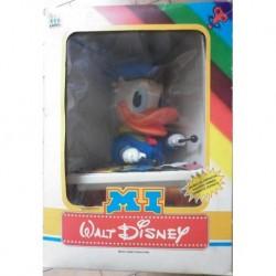 Walt Disney pupazzo Paperino suona la pianola con chiavetta