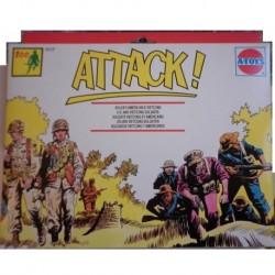 Soldatini A-Toys americani e vietcong H0