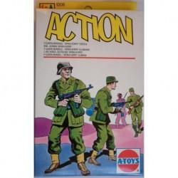 A-Toys soldatini 2 guerra mondiale Afrika Korps tedesca