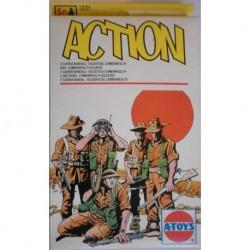 A-Toys soldatini 2 guerra mondiale soldati del Commonwealth