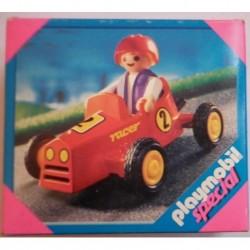 Playmobil special 4612 pilota F1 2002