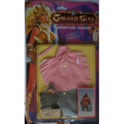 Golden Girl vestito Forest Fantasy Onyx 1984