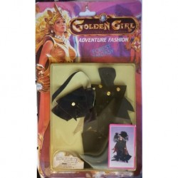 Golden Girl vestito Forest Fantasy Vultura 1984