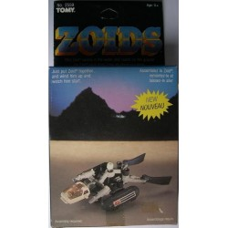Zoids robot Aquazoid 1982
