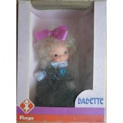 Furga bambola Babette bionda