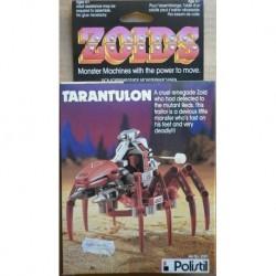 Zoids robot Tarantulon 1985