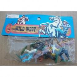 Soldatini Oto Wild West Indiani 1/32