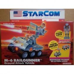 Starcom M-6 Railguinner 1986/87 Coleco