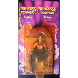 Mattel Princess of Power She-Ra Personaggio Catra 1984