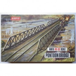 Airfix Pontoon Bridge H0