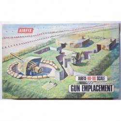 Airfix Gun Emplacement H0