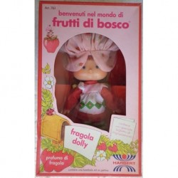 Bambola Strawberry Shortcake Bambola Fragolina