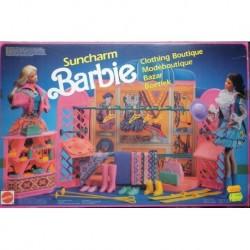 Barbie Suncharm Bazar negozio abbigliamento 1990