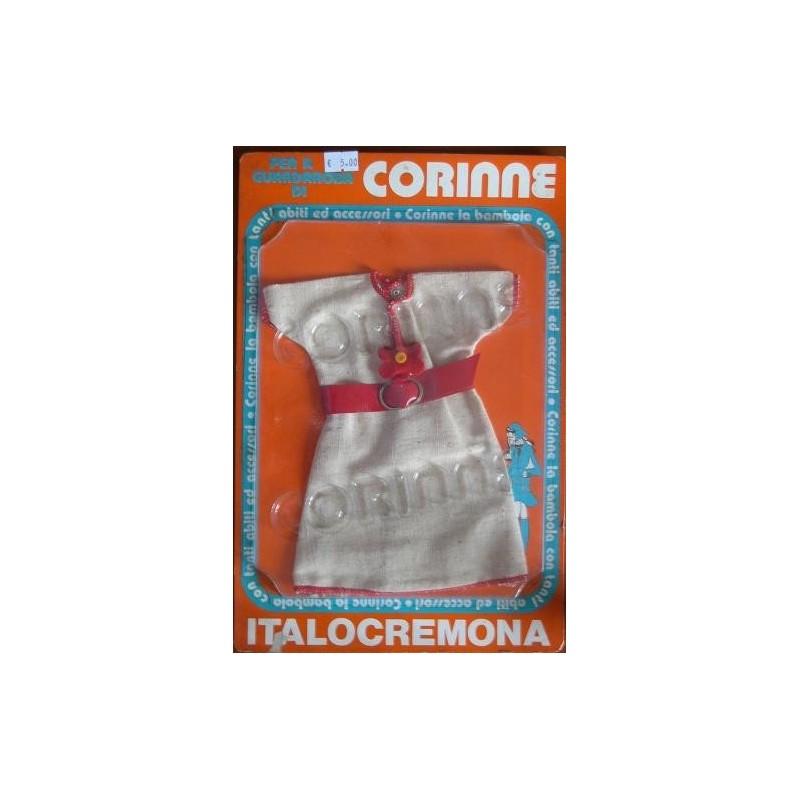 Italocremona vestito per bambola corinne corinna oldtoys