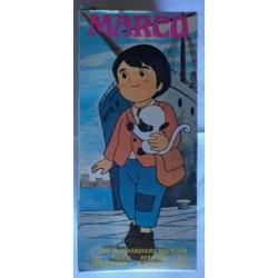 Bambola pupazzo Marco dagli Appennini alle Ande 1982