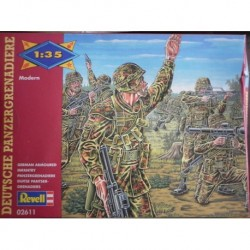 Revell soldatini fanteria tedesca pesante moderna 1/35